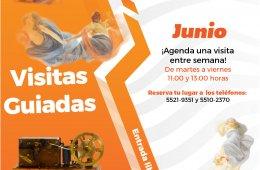 Visitas Guiadas - Junio 2019