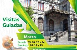 Visitas Guiadas - Marzo
