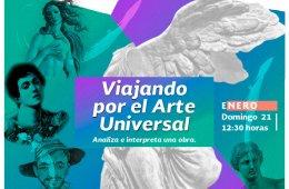 Viajando por el Arte Universal - Enero