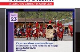 Documental de la fiesta Tradicional de Tenejapa