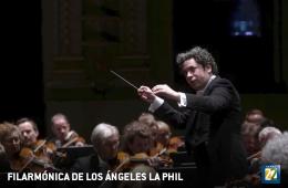 Concierto de la Orquesta Filarmónica de Los Ángeles