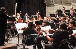 Concierto de Gala de la Orquesta Filarmónica de Zacateca...
