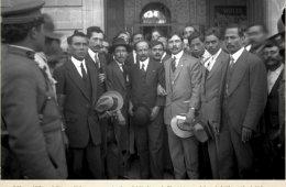 18 de febrero de 1918: El presidente indulta al líder de...