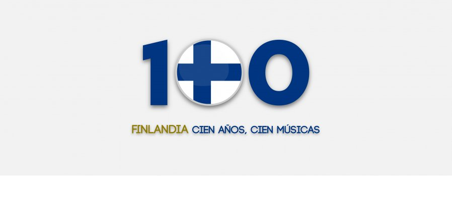 Finlandia: Cien años, cien músicas
