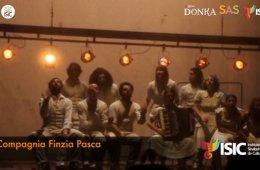 Espectáculo de Finzi Pascua con Donka