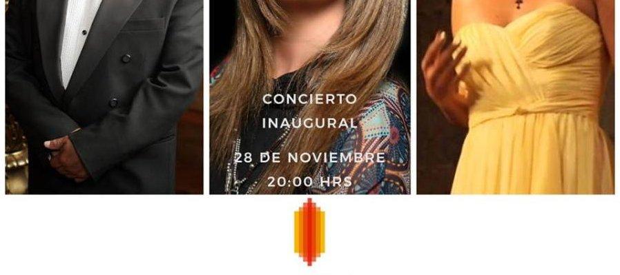 Concierto Inaugural