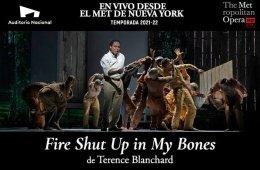En vivo desde el Met de Nueva York, Fire Shut Up In My Bo...