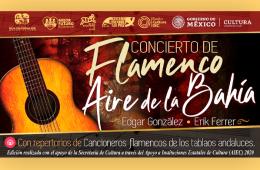 Concierto Flamenco: Aire de la Bahía
