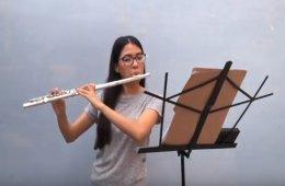 Estudio Op. 33 para Flauta, de Köhler
