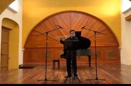 Concierto de Flauta por Manuel Chávez