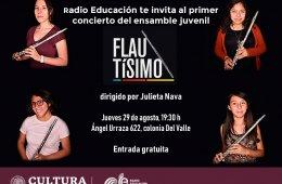 Concierto Flautísimo