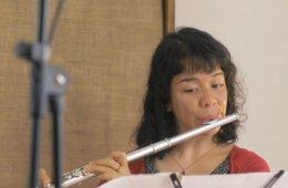 Música latinoamericana del siglo XXI para flauta
