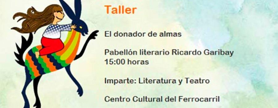 Taller: El donador de almas