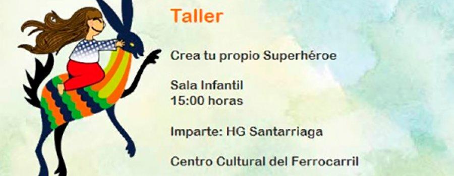 Create Your Own Superhero. Workshop