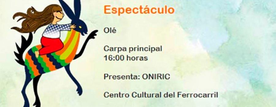 Show: Ole Presents: ONIRIC