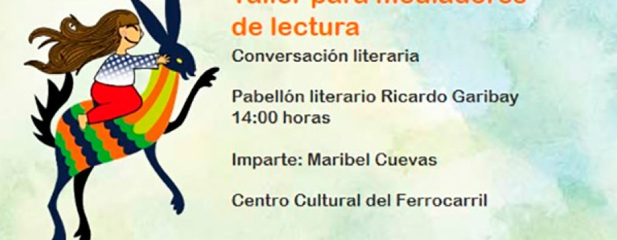 Workshop: For Reading Mediators. Literary Conversation