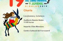 Charla: Los jóvenes y  la lectura