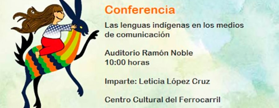 Lecture: Indigenous Languages in the Media