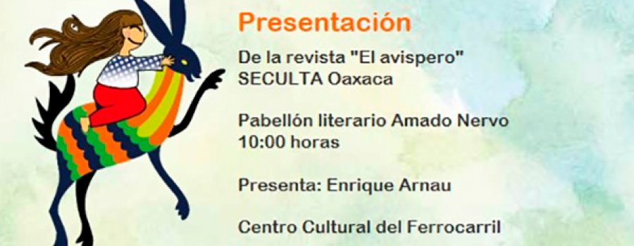 "Presentation of ""El Avispero"" Journal"