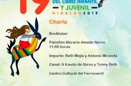 Charla: Booktuber