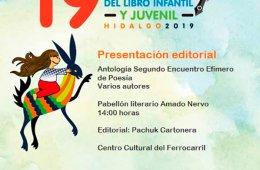 Presentación editorial: Antología Segundo Encuentro Ef�...