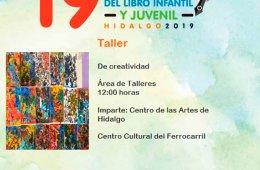 Taller de creatividad del Centro de las Artes de Hidalgo
