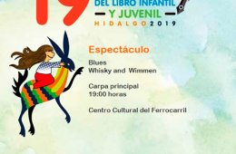 Espectáculo: Blues Whisky and  Wimmen