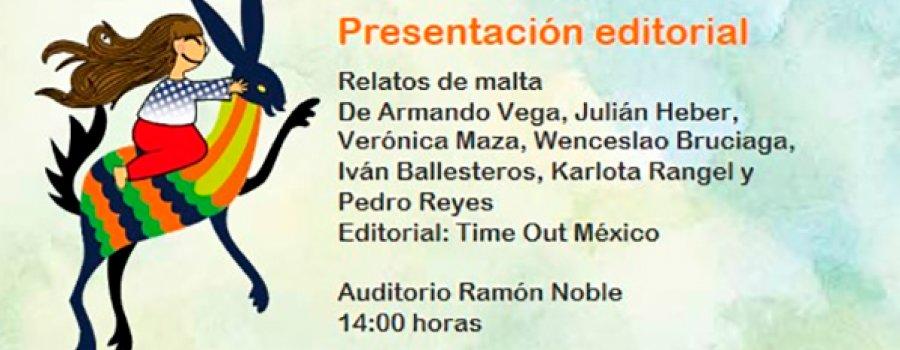 Book Presentation: Tales of Malt