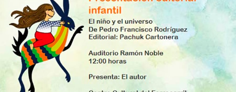 Children's Book Presentation: The Child and the Universe