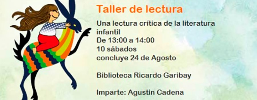 A Critical Reading of Children's Literature. Reading Workshop