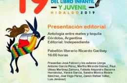 Presentación editorial: Antología entre mates y tequila