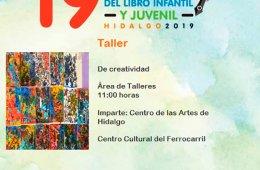 Taller de creatividad impartido por el Centro de las Arte...