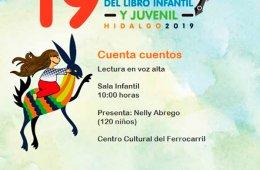 Cuenta cuentos: Lectura en voz alta con Nelly Abrego