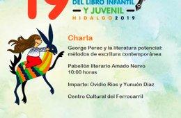 Charla: George Perec y la literatura potencial: métodos ...