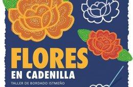 Flores en cadenilla