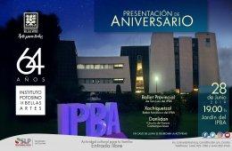 Celebración del 64 Aniversario del IPBA