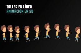 Taller a distancia: Animación en 2D