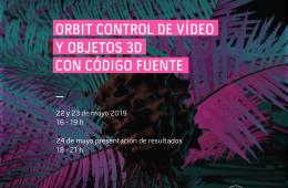 Orbit. Control de video y objetos 3D con código fuente