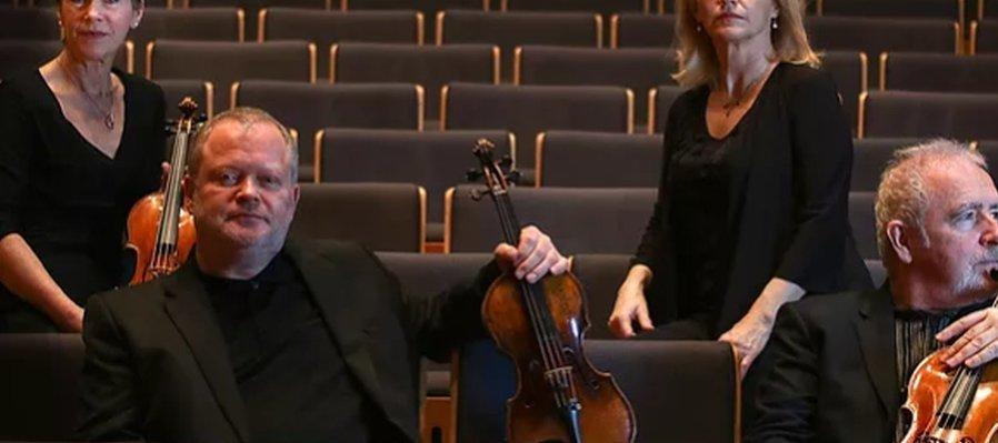 Sinfonieta FMM | Brodsky  Quartet