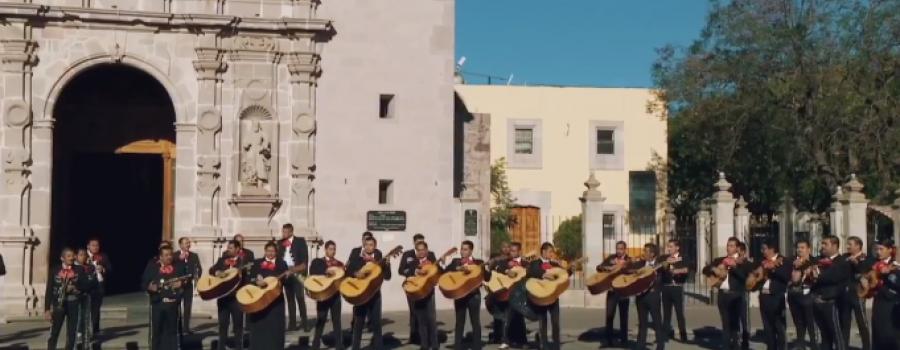 Presentación de la Compañía Estatal de Danza de Aguascalientes