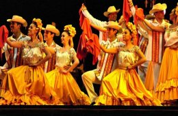 Stage Practices of the National School of Folkloric Dance