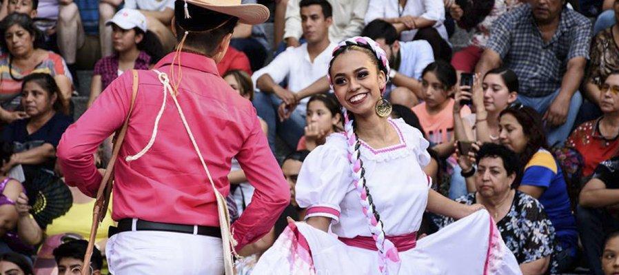 Tercer Festival Nacional de Folklor Monterrey 2019