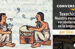 Toxochicaquiliz: Nuestra escucha florida: Vocabulario mus...