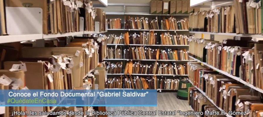 Fondo documental Gabriel Saldívar