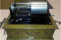 Los primeros años del fonógrafo en México