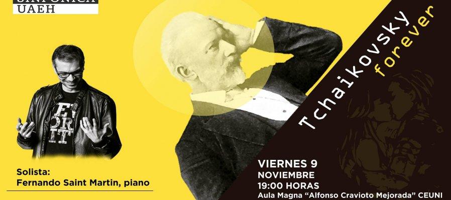 Tchaikovsky Forever