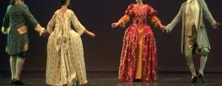 La Forlana. Danza barroca
