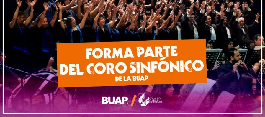 Be Part of the BUAP Symphonic Choir!