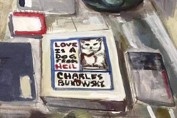 Foro literario: De Cuando el amor y la poesía fueron confinados