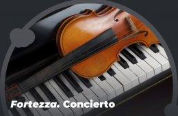 Fortezza. Concierto violín y piano